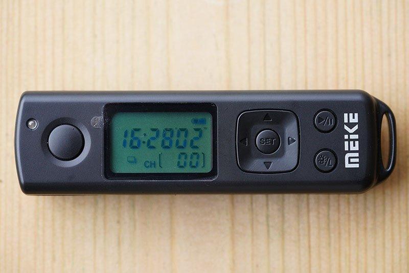 Meike MK-A9 Pro Remote Control
