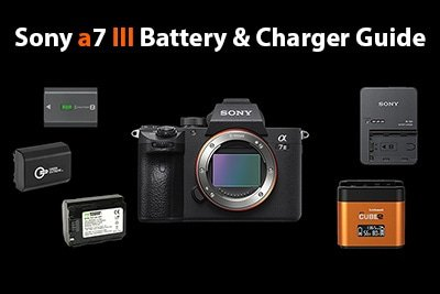 sony a7iii battery charger guide