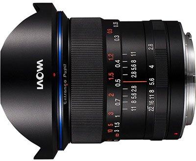 Laowa 12mm 2.8 Zero-D Lens