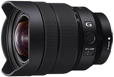 Sony FE 12-24mm F4 G Lens