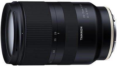 Tamron 28-75mm F2.8 Di III RXD Lens