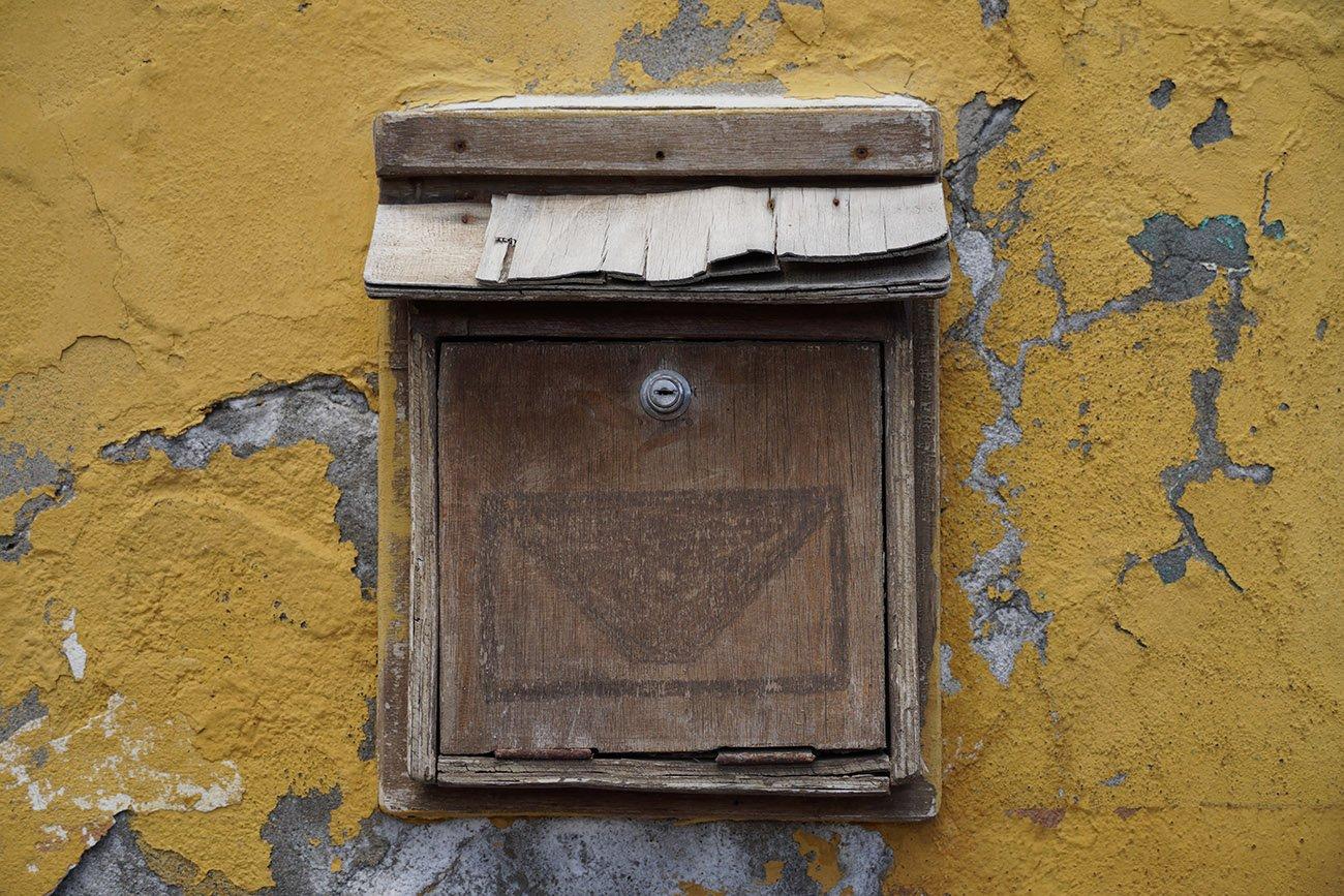 sony sel18135 post box