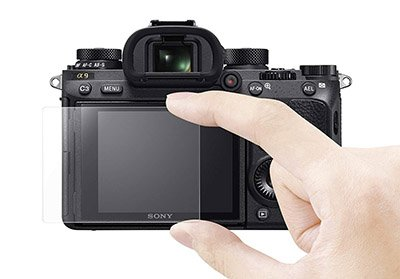 sony a9 screen protector pck-lg1