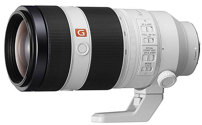 Sony FE F4.5-5.6 100-400mm G Master