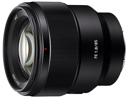 Sony FE 85mm F1.8 Portrait Lens