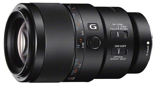 Sony FE 90mm F2.8 Macro G OSS a6400