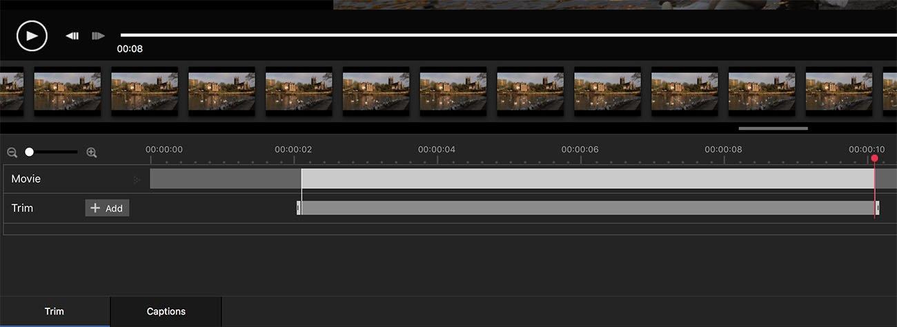 time-lapse play memories edit 5
