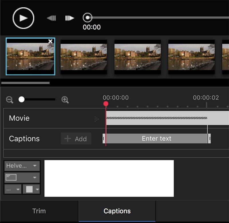 time-lapse play memories edit 6
