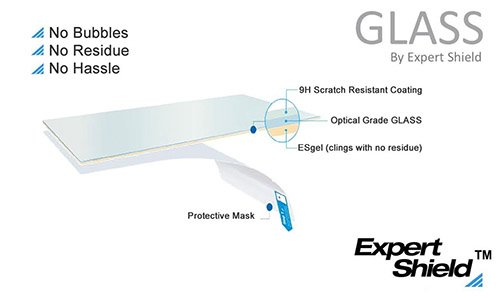 Expert Shield Glass Screen Protector