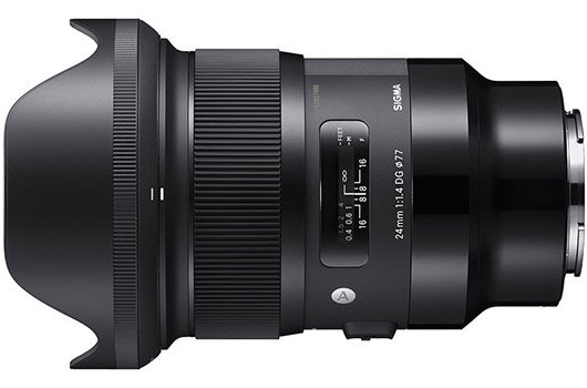 Sigma 24mm 1.4 DG HSM Art Lens for Sony E-mount