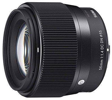 Sigma 56mm f/1.4 DC DN Sony E-mount