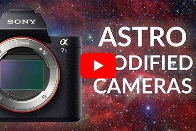 astro modified sony a7sii