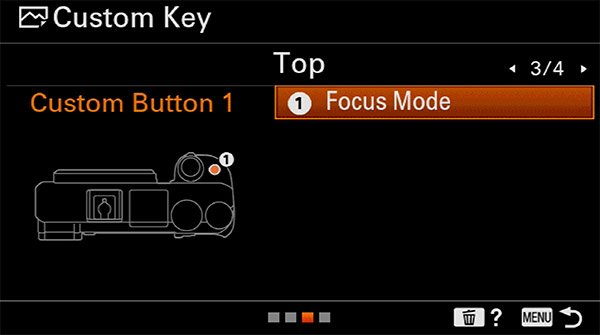 sony a6400 animal eye af custom button c1