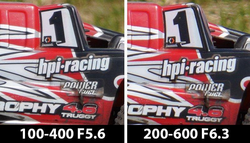 400mm comparison rc buggy