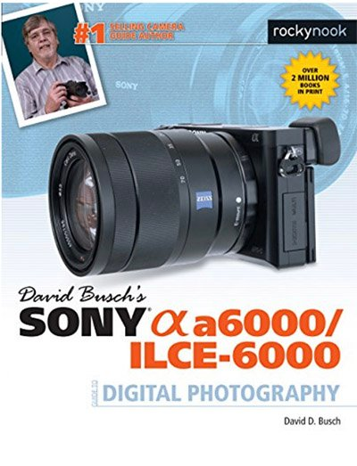 Sony a6000 Guide Book David Busch