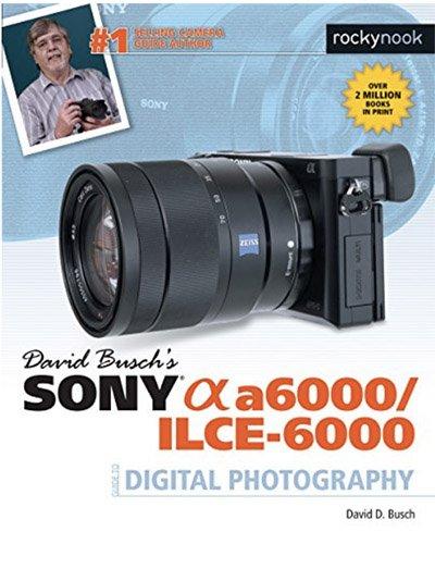 Sony a6000 Guide Book David Busch