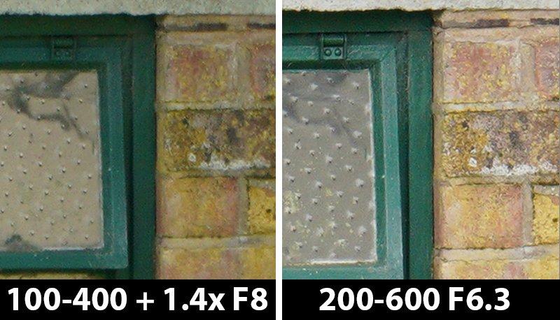 600mm comparison window wall