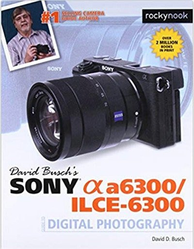 sony a6300 guide book