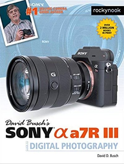 sony a7r iii guide book
