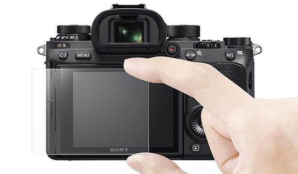 Sony PCK-LG1 Screen Protector for the a7R III
