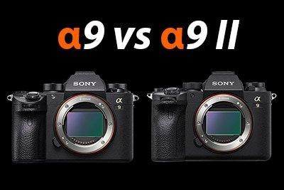 Sony a9 vs a9II