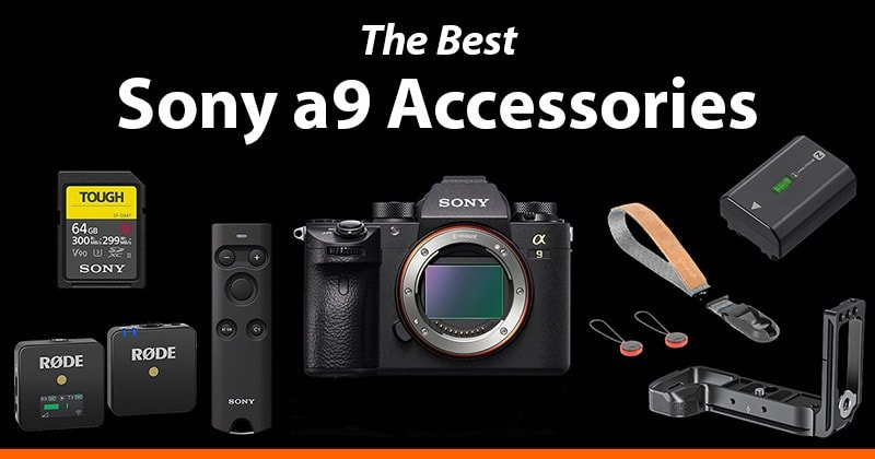 Sony a9 Accessories