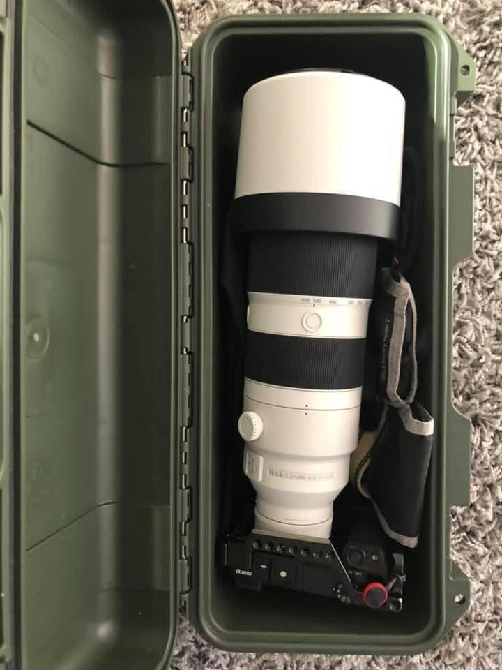 Pelican Storm iM2306 Sony 200-600 Inside