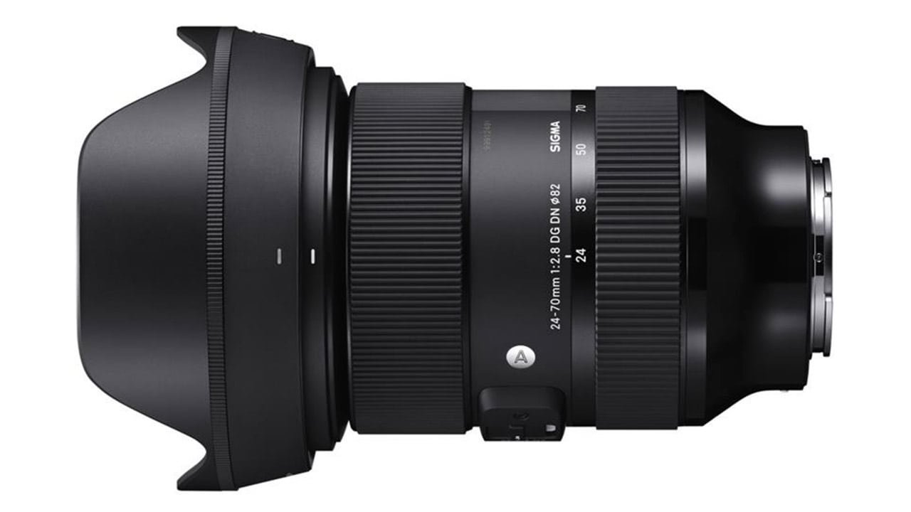 Sigma 24-70 F2.8 DG DN Art Lens