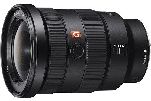 Sony FE 16-35mm F2.8 GM Lens
