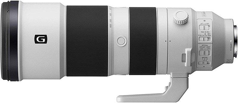 Sony FE 200-600mm F5.6-6.3 G Lens