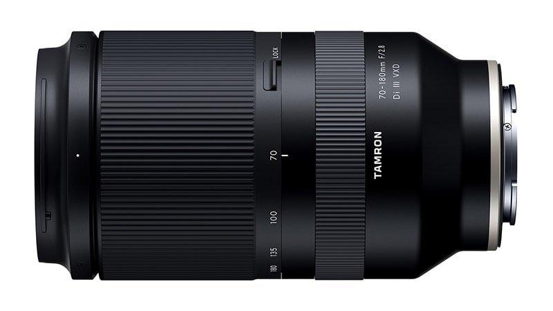 Tamron 70-180mm f2. 8 Di III VXD