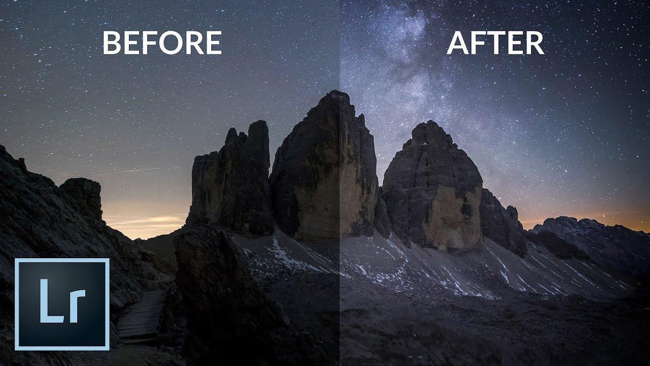 Astro Lightroom Presets by Alyn Wallace