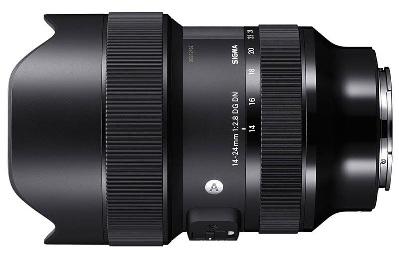 Firmware Update 1.2 for Sigma 14-24mm F2.8 DG DN Art Lens