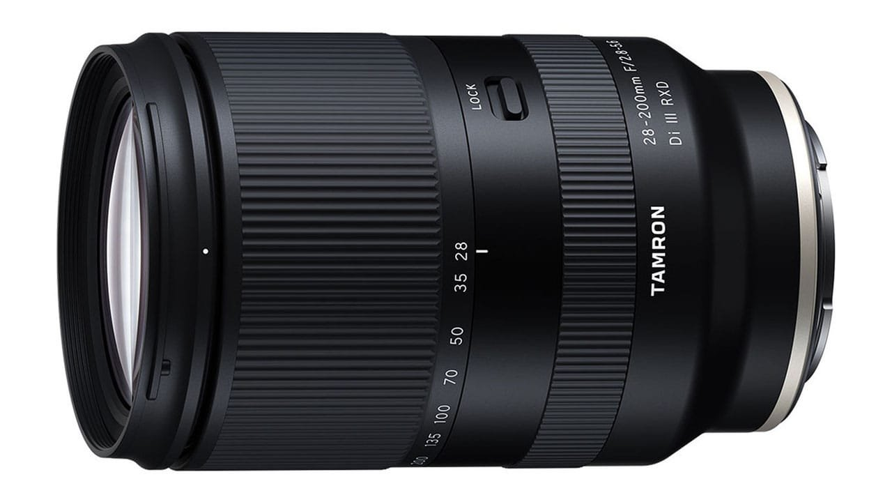 Tamron 28-200mm F2.8-5.6 Zoom Lens
