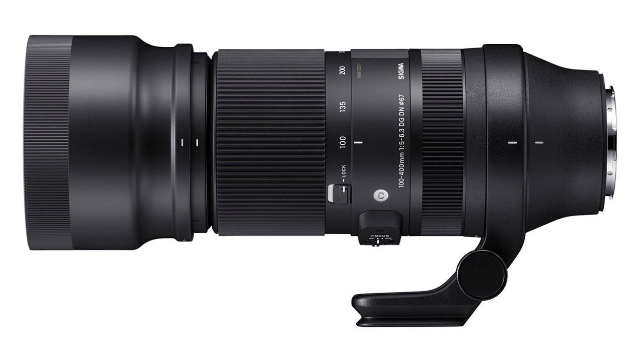 Sigma 100-400mm F5-6.3 DG DN for Sony E-mount