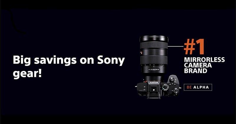 Sony USA Camera Deals June 2020