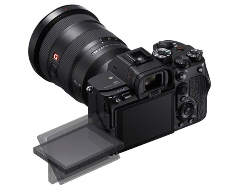 Sony a7S III Image Rear