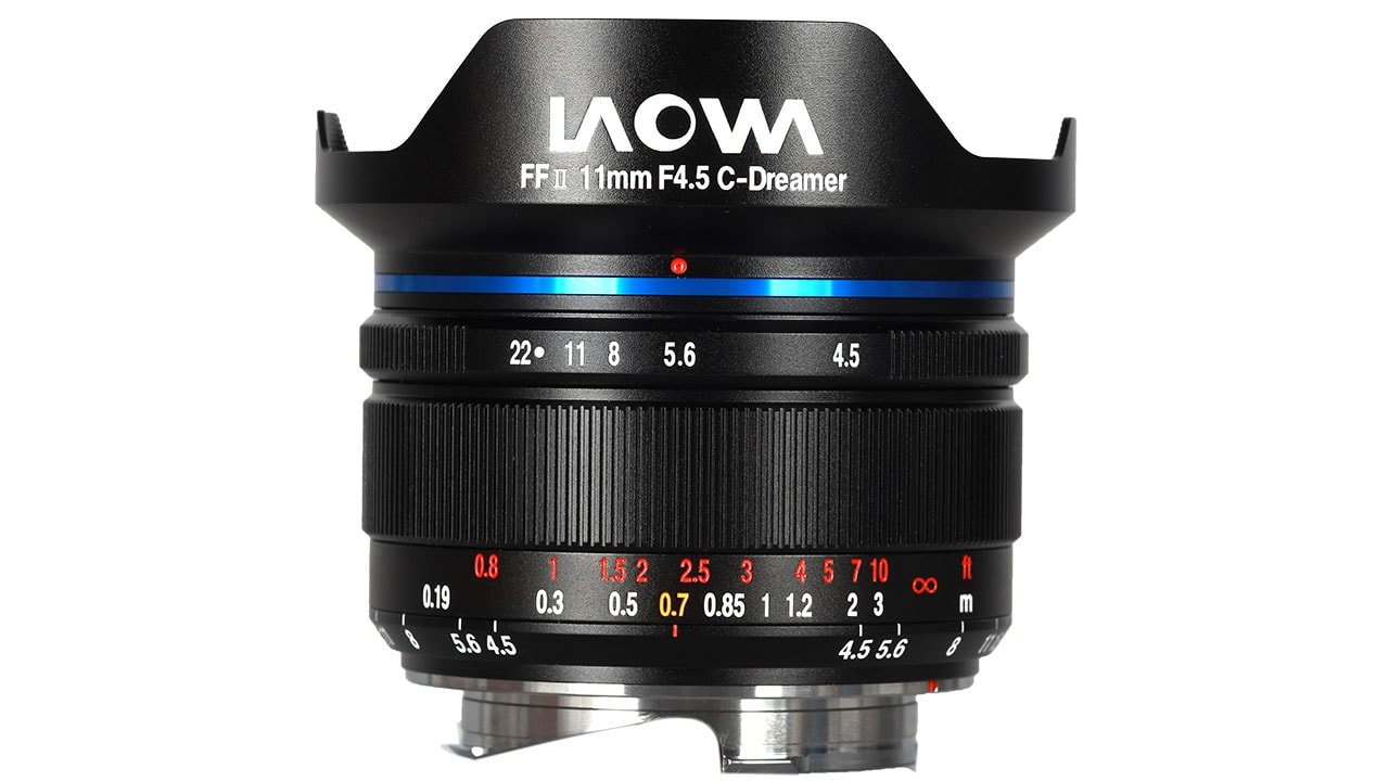 Laowa Launches 11mm F4.5 Ultra-Wide-Angle Lens