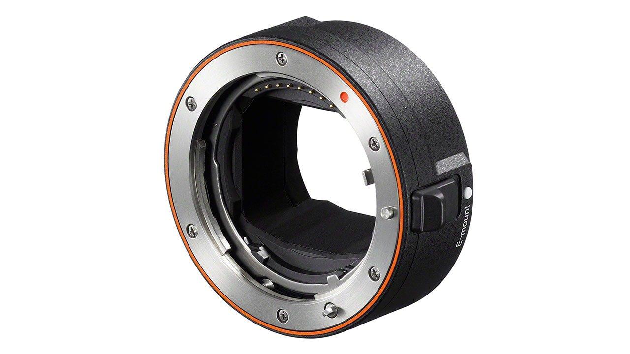 Sony A-mount to E-mount Lens Adapter LA-EA5