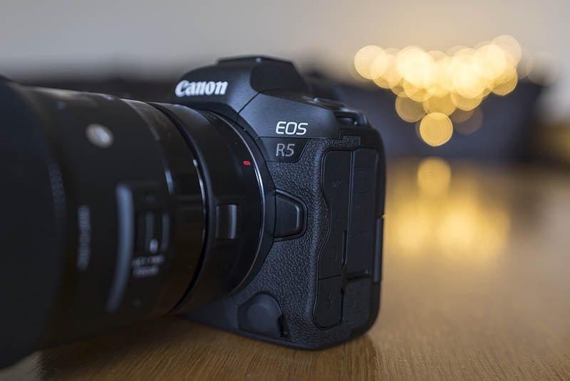 Canon R5 Bokeh
