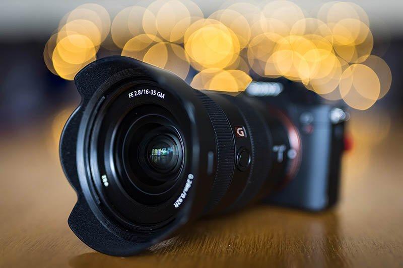 Sony FE 16-35mm F2.8 GM Bokeh