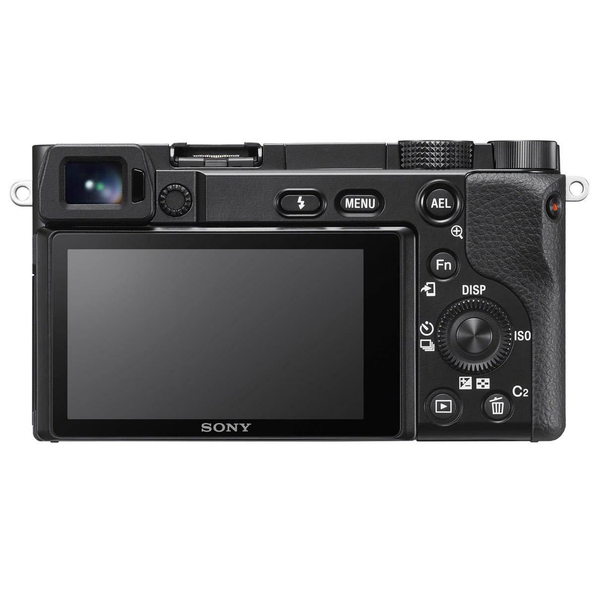 Sony a6100 Rear LCD