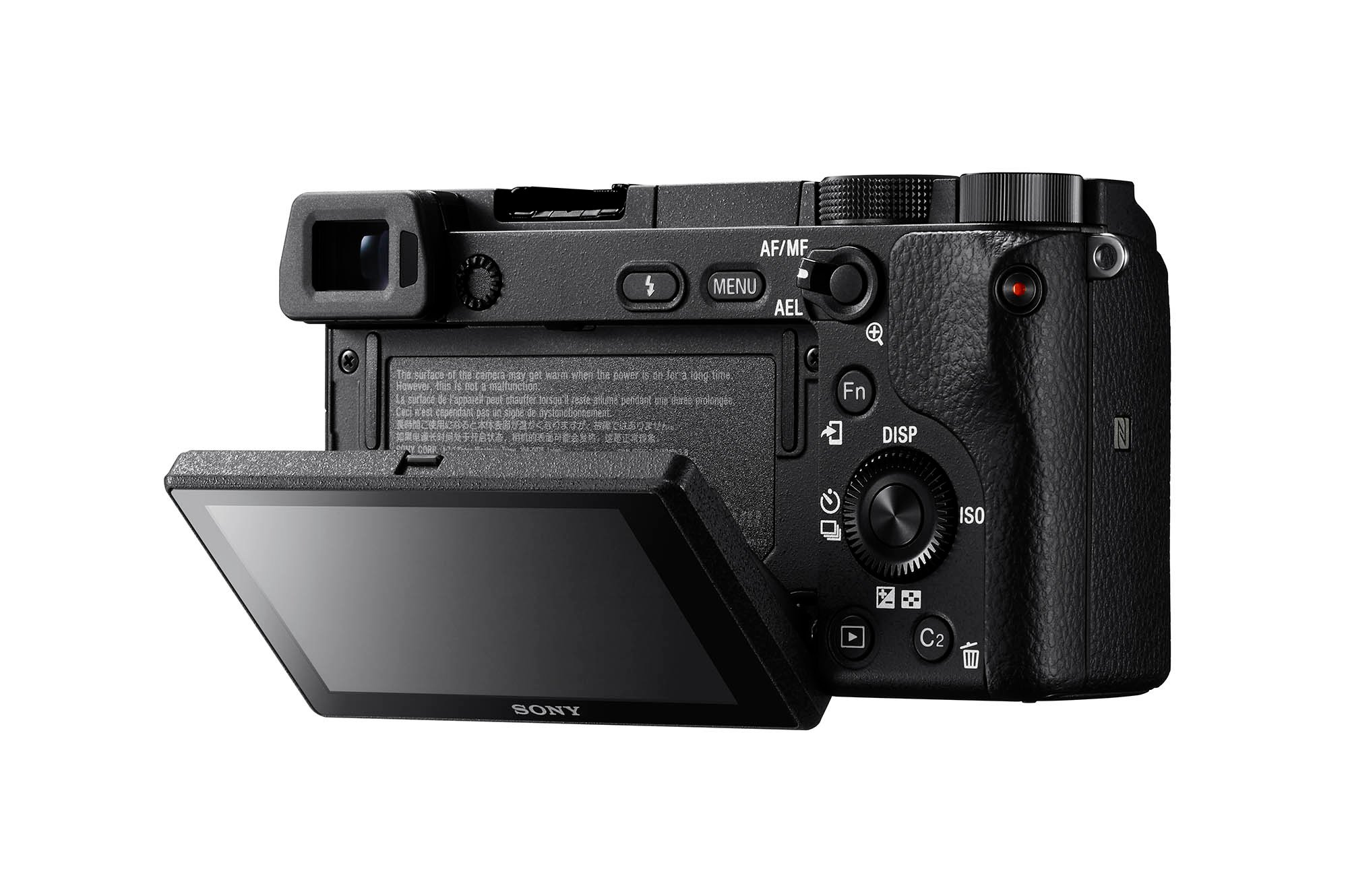 Sony a6300 Rear LCD Tilt