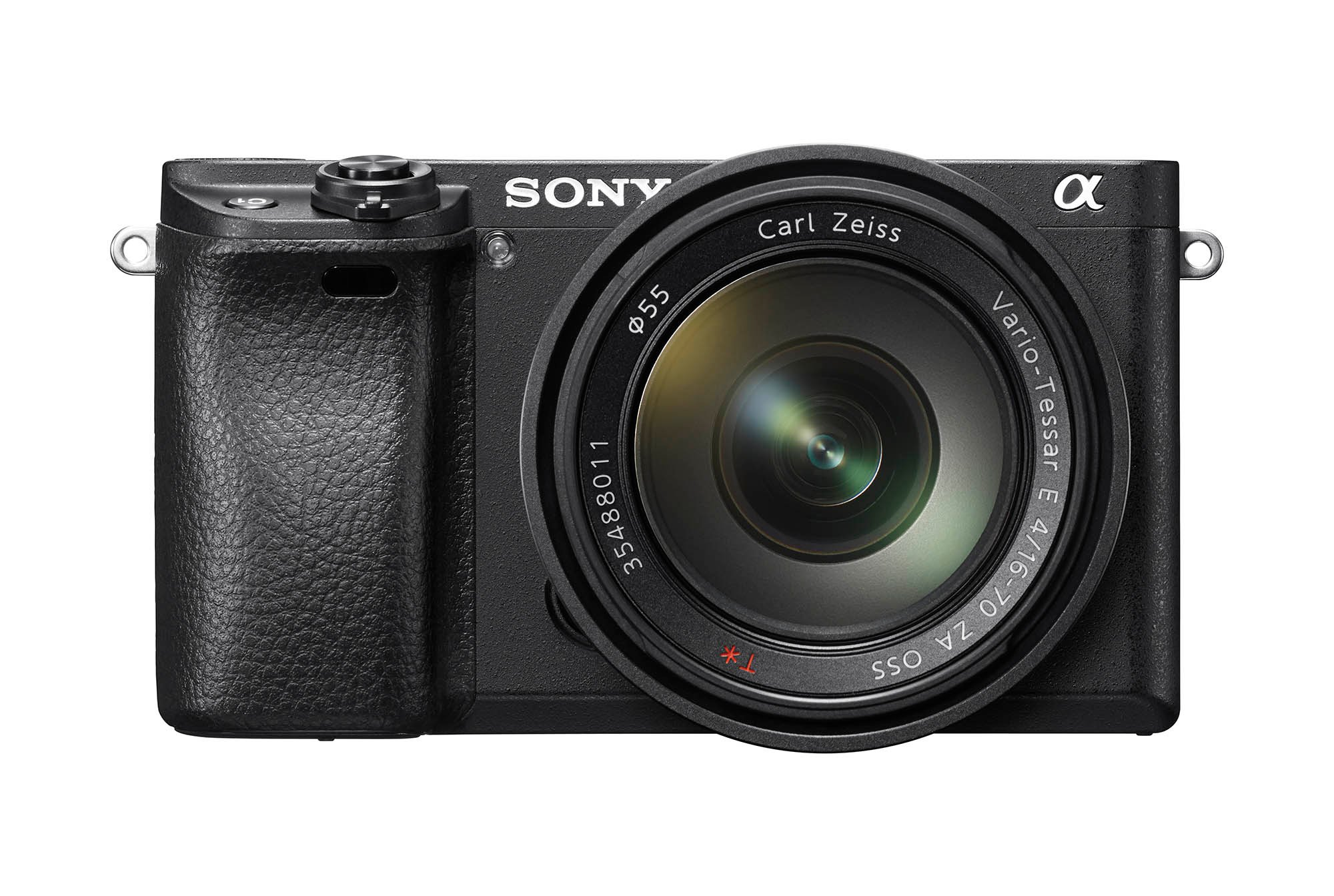 Sony a6300 SEL1670Z Front