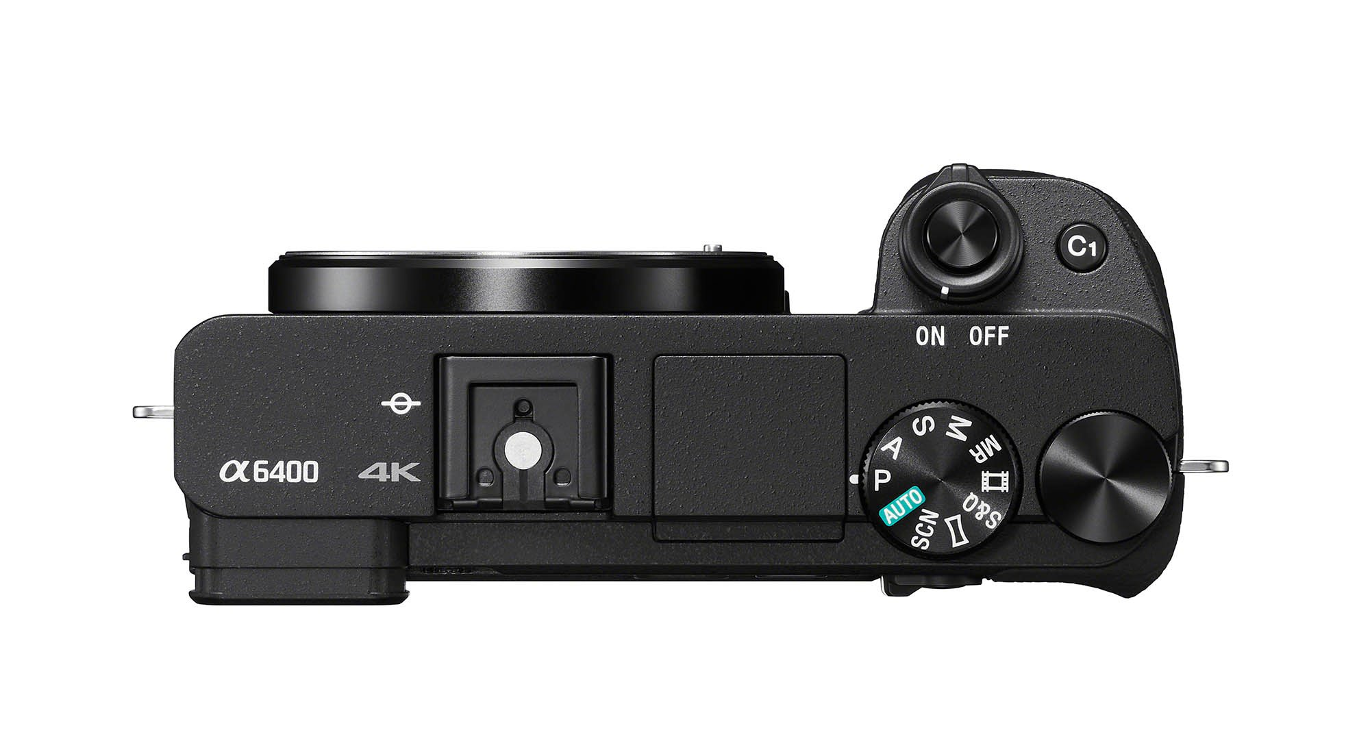 Sony a6400 Top