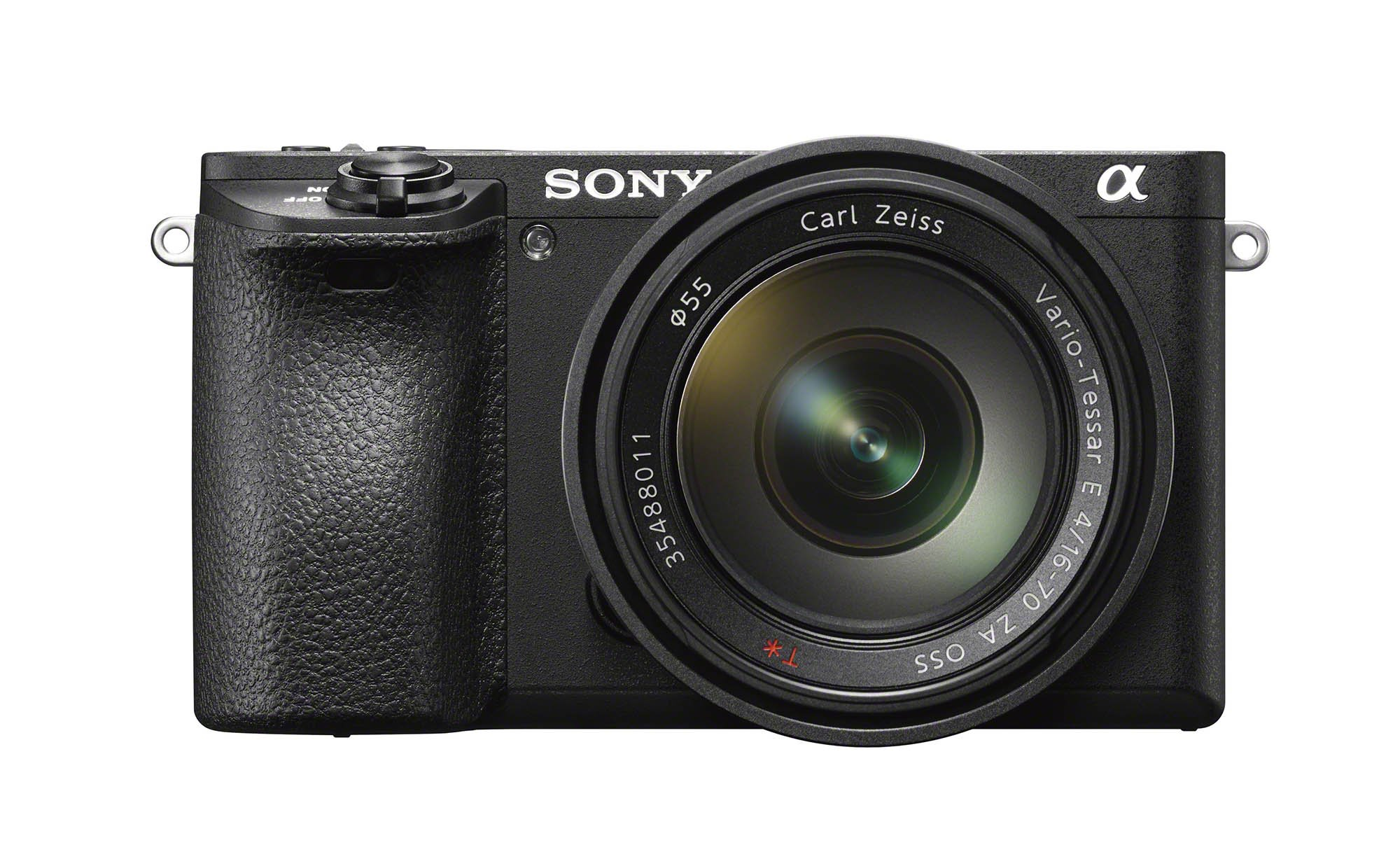 Sony a6500 SEL1670Z Front