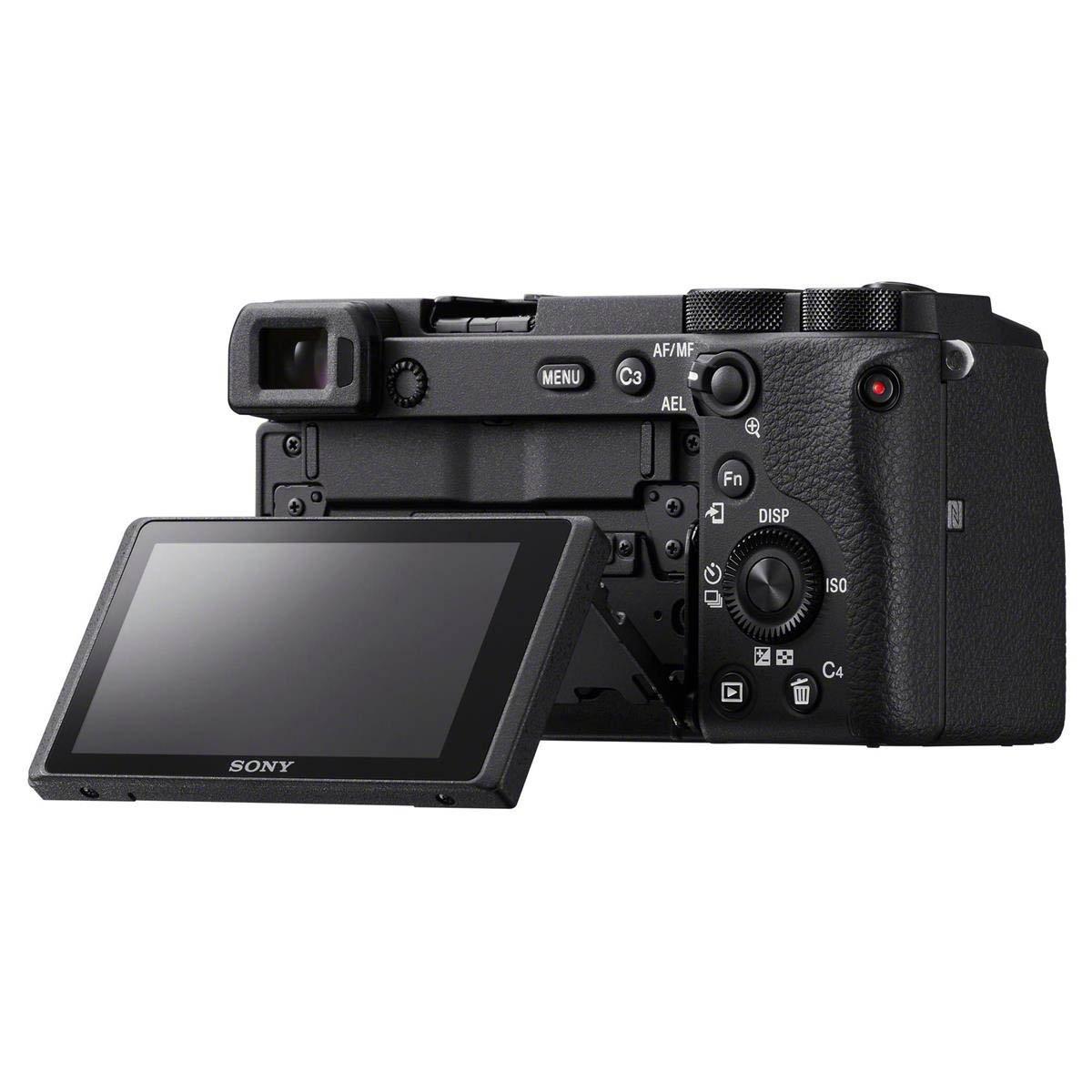 Sony a6600 Rear LCD Flip