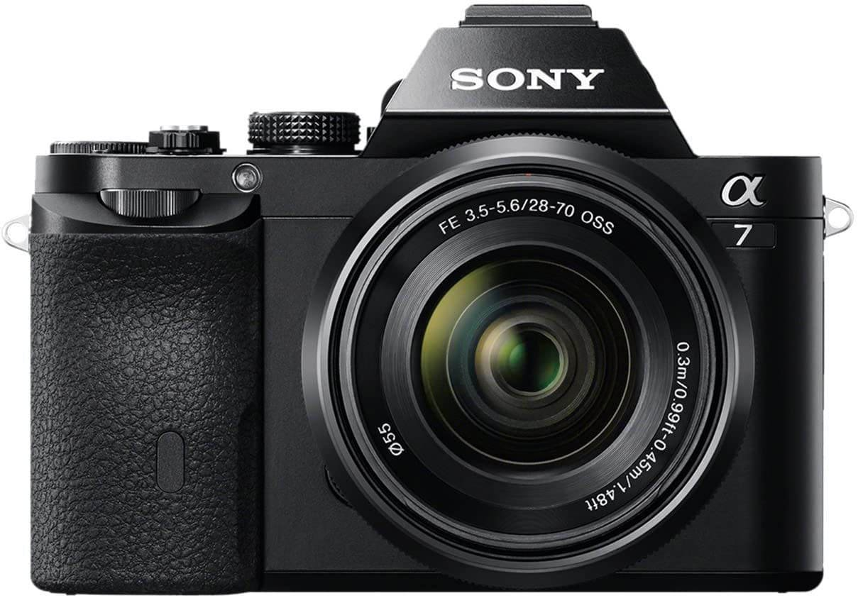 Sony a7 FE2870 Front