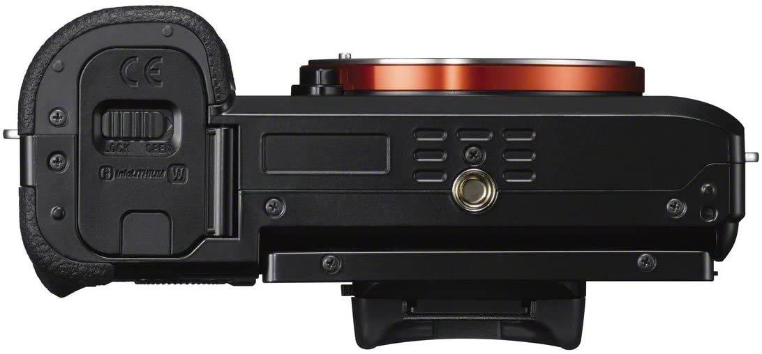 Sony a7S Bottom