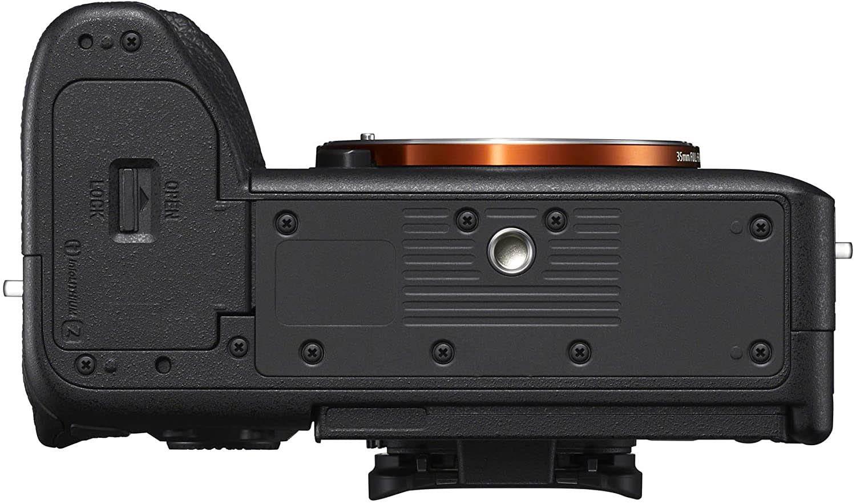Sony a7S III Bottom
